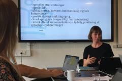 Møde med fagkonsulent Louise Ebbesen Nielsen